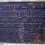Limekiln Monorail Marker