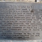 China Beach Marker
